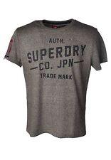 Superdry  -  T - Hombre - Gris - 3830829A184945