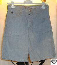 Bermuda pantaloni corti uomo IUTER cod.0518 Deno Elast Denim Short Starlight