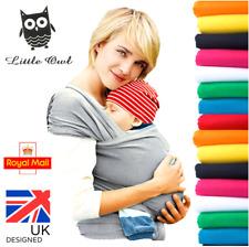 Baby Wrap Carrier Sling extensible-ALLAITEMENT-Beaucoup de Couleurs!!!