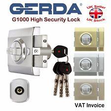 Gerda di alta qualità della superficie montata serratura casa ufficio negozio 4 TASTI G1000
