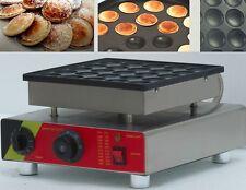 Waffle Mini Pancake Single Electric Machine 25 Pieces Restaurant Coffee Donut