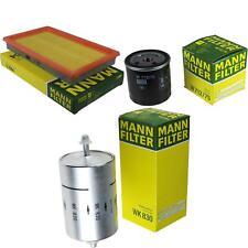 MANN-Filter Inspektions Set Ölfilter Luftfilter Kraftstofffilter MOLK-9685155