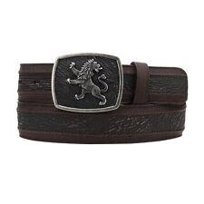 Genuine Shark Belt made by Cuadra Boots