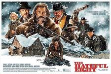 63271 Samuel Jackson The Hateful Eight Pirint Wall Print Poster Affiche