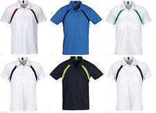 SLAZENGER Poloshirt Polohemd Funktions Polo Tennis Wandern Joggen UVP ab 35€