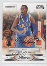 2009-10 Panini Prestige 197 Jrue Holiday UCLA Bruins Auto Rookie Basketball Card