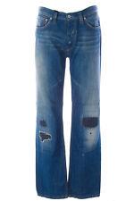 BLUE BLOOD Men's Form LH Denim Button Fly Jeans MFOFS0753 $250 NWT