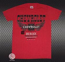 New Chevy Big Block Chevrolet Mens Vintage Classic  T-shirt