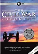 THE CIVIL WAR: A FILM DIRECTED BY KEN BURNS NEW DVD