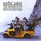 The Beach Boys - Surfin' Safari/Surfin' U.S.A. (2001) CD