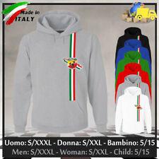 "Felpa ""ABARTH"" Squadra Corse Italia, Hoodie/Sweatshirt 500 595 600, Collez 2019!"