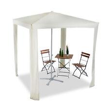 Sonnenschirm quadratisch, Pavillon 2x2m, Gartenschirm, Gartenzelt, Sonnenschutz