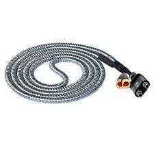 90cm USB Black Charger Cable for TaoTronics Car Dashboard DVR TT-CD01 Camera