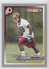 2005 Topps Total Silver #466 Manuel White Washington Redskins Football Card