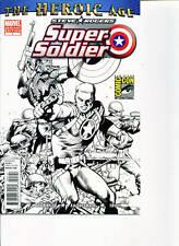 Steve Rogers Super- Soldier #1(NM)`10 SDCC VARIANT