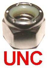 """UNF A2 ACCIAIO INOX IMPERIAL Piena Nuts 3//16/"""" 1//4/"""" 5//16/"""" 3//8/"""""""