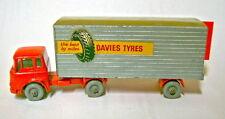 "Major PACK m2b Bedford Truck & Trailer ""Davies tyres"""