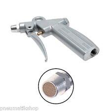 Powerplus Druckluftpistole Ausblasdüse mit langer Aluguss Düse Ausbläser