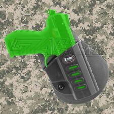 Fobus Evolution Paddle Polymer Holster for Ruger SR22 SR-22