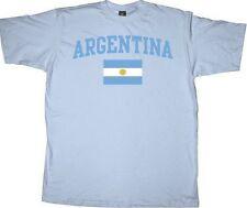 Argentina Soccer Football Futbol T-shirt - Offical FIFA World Cup Soccer Tee