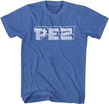 Pez Candies Monochrome Pez Logo Adult T Shirt