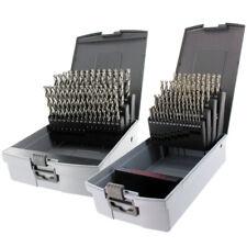 Spiralbohrer-Satz HSS, DIN338, 1-10 x 0,1 mm Metallbohrer / Edelstahlbohrer /set