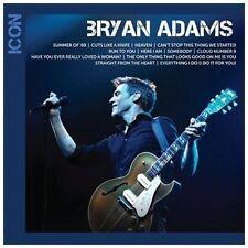 Bryan Adams - Icon New CD Release 2010 Cuts Like A Knife Summer of 69 Heaven