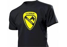 1st Cavalry Vietnam T-Shirt S-XXL US Army wk2 WWII USMC Marines Platoon Navy #2