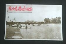 Canoe Lake, Southsea, Hampshire, R/P  Valentine's