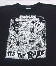 Eugene Chadbourne vintage 1986 tour Large concert T-Shirt