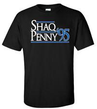 "Shaquille O'Neal Penny Hardaway Orlando Magic ""Shaq Penny 95"" T-Shirt"