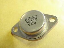 Transistor mj15022 N-S/l 350v 16a 250w & gt4mhz 16925-125