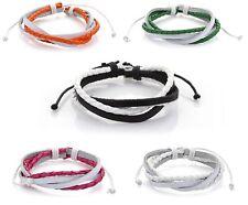 Lederarmband Surferarmband Leder Armband Damenarmband & Herrenarmband