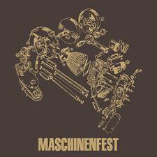 MASCHINENFEST 2011 2CD Digipack Lustmord THIS MORN OMINA
