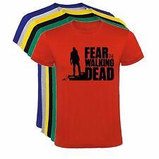 Camiseta Fear the Walking Dead hombre, tallas y colores