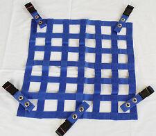 46x66 cm Bleu Filet De Fenêtre Voiture Course Protection équipement Tout-terrain
