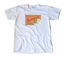 Texas Oklahoma Panhandle Vintage Decal T-Shirt - America's Last Frontier, Cowboy