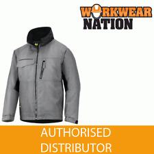 Snickers 1128 Craftsmen's Winter Work Coat Jacket, Water Resistant GREY