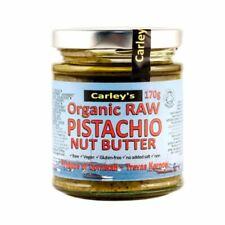 Carley's Organic Raw Pistachio Nut Butter 170g