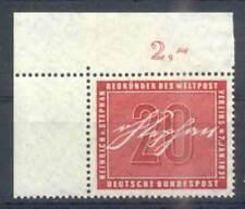 20 PF Heinrich von Stephan MER. 227 ** ANGOLO LUSSO 1!