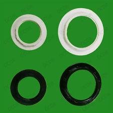 Black or White Light Shade Collar Ring Adaptor M28/M33/M38 Lamp Bulb Holder