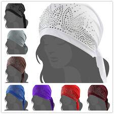 Scarf Pre Womens Tied Chemo Hat Beanie Turban Headwear for Cancer Hair Loss Gift
