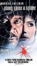 Along Came a Spider (VHS, 2001) Morgan Freeman NEW SEALED