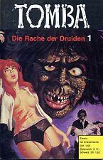 Tomba alemán a partir de #1 bucaneros editorial horror/macabra