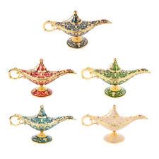 Beautiful Aladdin's Lamp Decoration Gift Jewelry Holder Box, Incense Burner