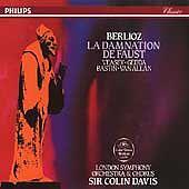 Berlioz - La Damnation de Faust / Veasey, Gedda, Bastin, van Allan, LSO, C. Davi