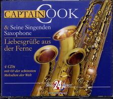 CAPTAIN COOK LIEBESGRÜSSE AUS DER FERNE (4 CDs)