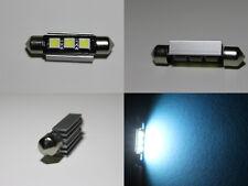 6418 C5W Error Free LED Bulbs License Plate Lights  39mm white color