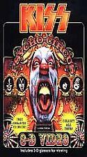 KISS - Psycho Circus (VHS, 2000, Limited Edition)