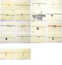 personalised gift bracelet choker necklace bag charm keyring for friendship UK